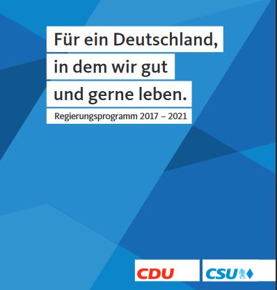 wichtige parteien in deutschland